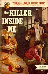 "Jim Thomsons kult-krim fra 1952 ""The Killer Inside Me"""