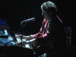 Atle Hassel - Orgel, bass, casio, trekkbasun og klokkespill