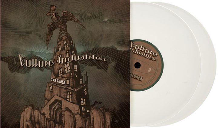 """Er du vinylfrik, vil du kanskje skynde deg å skaffe et eksemplar av """"The Tower"""" på hvit vinyl! http://vultureindustries.bigcartel.com/"""