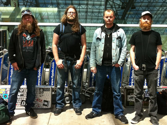 RedFang tour