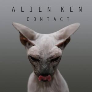 alien ken contact cover