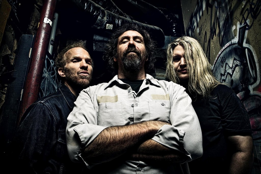corrosion-of-conformity Rocks