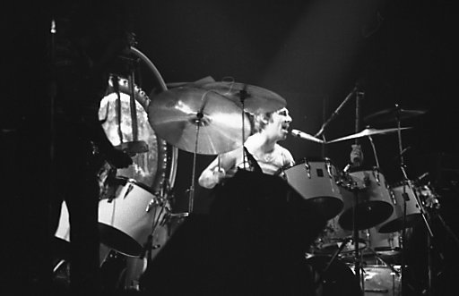 Original troublemaker Keith Moon. Foto: https://www.flickr.com/photos/jlacpo/4475261/sizes/o/