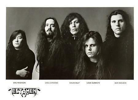 Testament ca. 1988