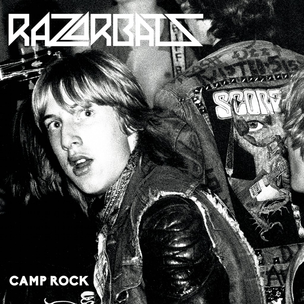 Razorbats - Camp Rock Cover (liten)